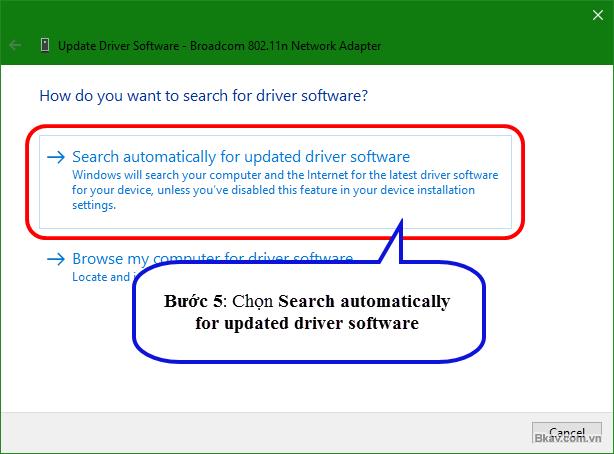 Làm sao để tối ưu hóa driver wifi trên Windows 10? - Hỏi đáp
