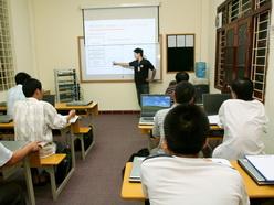 Lớp học BCSE của Bkav Academy